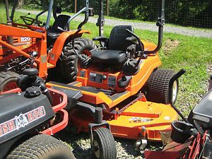 Kubota ZD28 Zero Turn Riding Lawn Mower 72 inch Deck Diesel Only 1100 Hours