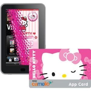 Vivitar Camelio Android Family Tablet Hello Kitty Bundle