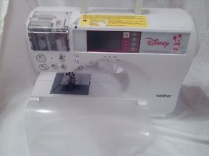 Brother SE270D Disney Embroidery Sewing Machine