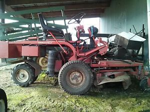 Gravely Promaster 50 Zero Turn Riding Lawn Mower 17hp Kohler