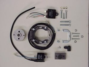 New PVL Racing Analog Ignition System Stator Yamaha RZ Twin Cylinder