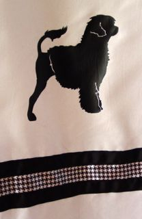 Portuguese Water Dog Shower Curtain Our Original