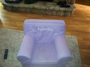 "Pottery Barn Kids Anywhere Chair Slipcover ""Isabella"""