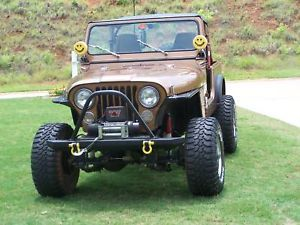 Front Jeep Tube Fenders No Flares TJ YJ CJ