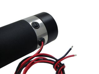 600W DC24V 110VDC High Speed Air Cooled Spindle Motor for Engraving Milling