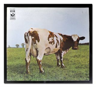 "Pink Floyd Atom Heart Mother FOC Original Italy 12"" LP Vinyl"