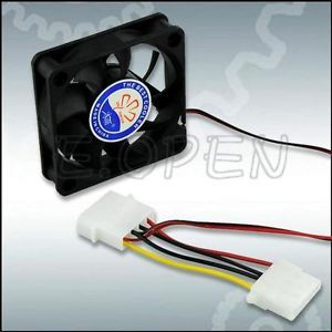 60mm 4 Pin Fan for PC Computer Case Arctic Cold Silent