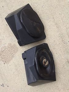 Thor Enterprises Sound Wedges Speaker Box CJ7 YJ 6x9 Speakers Jeep Wrangler