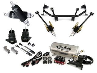 60 64 Galaxie Level 1 Ridetech Air Ride Suspension System Kit