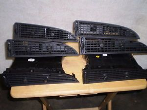 2003 2004 Saab 93 Sedan Air Outlet Center Dash Vent Grill Panel AC Heat