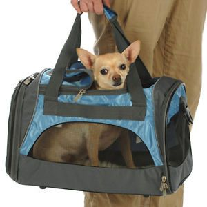 Sherpa Sport Duffle Pet Dog Cat Airline s Carrier Crate Bag 8lb