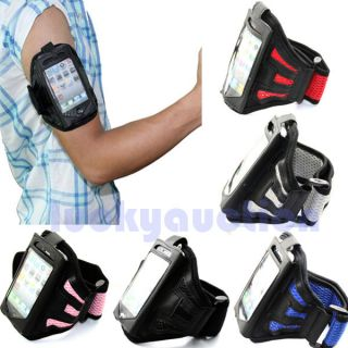 Sports Gym Equipment Armband Arm Band Case Cover for iPhone 4G 4S 4GS iPod Touch