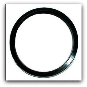 "Replacement Rubber Ring for 6"" No Tip Pet Dog Cat Food Bowl Dish"