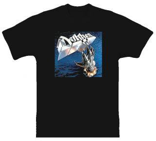 Dokken Tooth and Nail Heavy Metal T Shirt