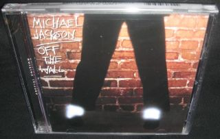 Michael Jackson Off The Wall Special Edition SEALED CD