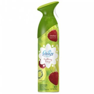 3 Pack Febreze Air Effects Air Refreshener Kiwiberry Breeze 9 7 Ounce