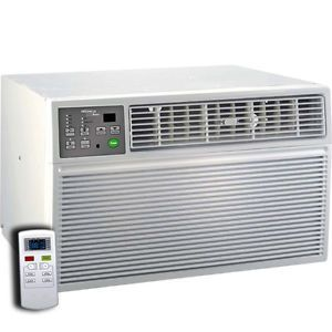 14k BTU Through The Wall AC Heater Portable Air Conditioner Dehumidifier Fan