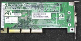 Dell ATI Rage Ultra 128 Pro 16MB AGP Video Graphics Card Low Profile VGA Output