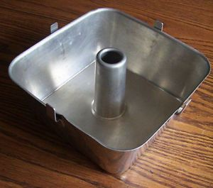 Square Angel Food Cake Pan