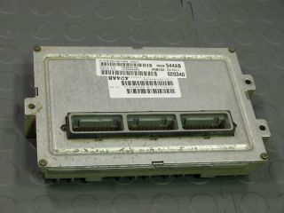 01 Dodge RAM Truck 5 2 at PCM ECU ECM Engine Computer 544 56028544AB