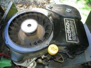 Kawasaki 17 HP John Deere FC540V Engine Motor Running SHIP Via UPS Free