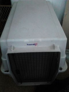 Travel Aire Extra Large Heavy Duty Dog Kennel Crate