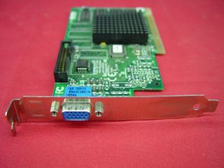 Diamond Viper Video Card PCA V550 AGP ATX 23230090 101