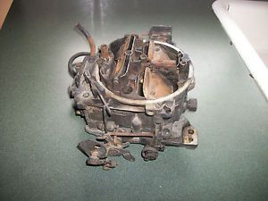 Quadrajet 7042206 1972 Chevy GMC Truck 402 Engine V8 72 QJ 4BBL Carburetor Carb