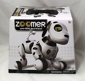 2013 Hot Toy Zoomer Electronic Interactive Robot Puppy Dog  New