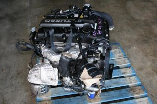 2011 11 Hyundai Genesis Coupe 2 0T Turbo Engine Motor G4KF 25K