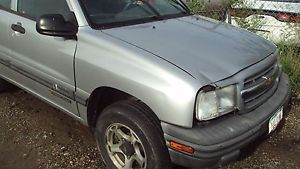 Engine Assembly Chevrolet Geo Tracker 2001