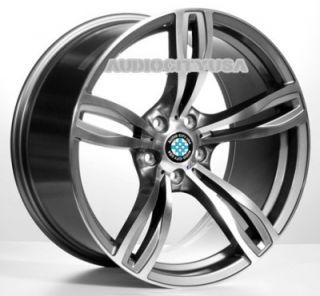 "20"" M5 GM for BMW Wheels and Tires Rims 1 3 5 6 7 Series M3 M4 M5 M6 x3 x5 X6"