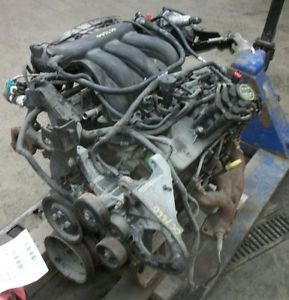2004 2006 Ford Taurus Engine 3 0L