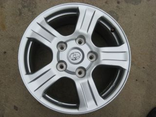 2007 2010 Toyota Tundra Sequoia Factory Aluminum Wheel