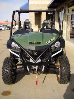 2012 John Deere Gator 850i RSX Just Like New Low Miles and Hours Sport Model