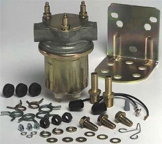 Carter Universal Rotary Vane Electric Fuel Pump 72 GPH 6 PSI P4070