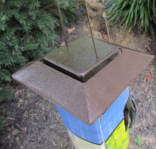 Brome Squirrel Proof Bird Feeder