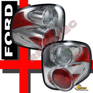 01 02 03 F150 Harley Davidson Supercrew Tail Lights