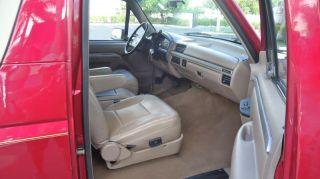1995 Ford Bronco Eddie Bauer 4WD 5 8 V8 Super Clean Florida Clean Title