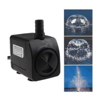 Agptekâ® 320GPH Electric Submersible Indoor Outdoor Water Fountain Pool Pump