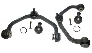 Suspension Upper Control Arms with Ball Joints Bushings LH RH Ford Ranger