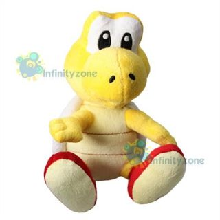 "Nintendo Super Mario Bros 7""Red Koopa Troopa Plush Doll"