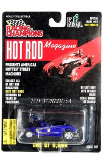 Kudzu Racing Champions Hot Rod Magazine 1997 Prowler Special Issue K4