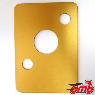 WKA Briggs Flat Head 575 Gold Restrictor Plate Mini Bike Go Kart Racing