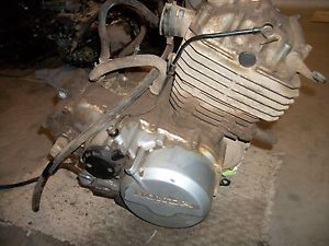 Honda TRX300 TRX 300 2x4 Engine Motor Transmission Bottom End Head Cylinder