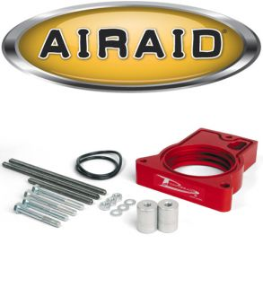 Airaid 200 580 Poweraid Throttle Body Spacer 96 05 s 10 Blazer 4 3L