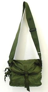 Vintage US Army Vietnam First Aid Kit Bag w Contents