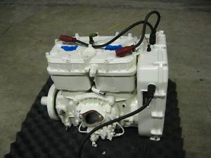 90 SP 587 Rotax SeaDoo Complete Running Engine 580 XP 88 89 No Core Freshwater