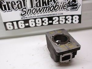 Ski Doo Rotax MXZ 440 F Snowmobile Right Mag Side Standard Bore Engine Cylinder