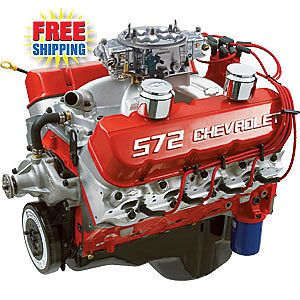 GM Performance ZZ572 720R Deluxe Race Engine 19201334 Crate Engine